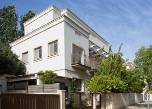 אדריכלות בסגנון אירופאי קלאסי - שחר פרנס אדריכלים