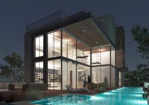 אדריכלות ועיצוב בתים פרטיים - שחר פרנס אדריכלים