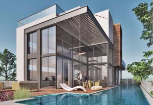 עיצוב בתים ואדריכלות פרטיים לבתי יוקרה - שחר פרנס אדריכלים
