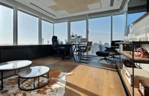 עיצוב משרדים הייטק - שחר פרנס אדריכלים