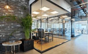 עיצוב משרדים יוקרתיים - שחר פרנס אדריכלים