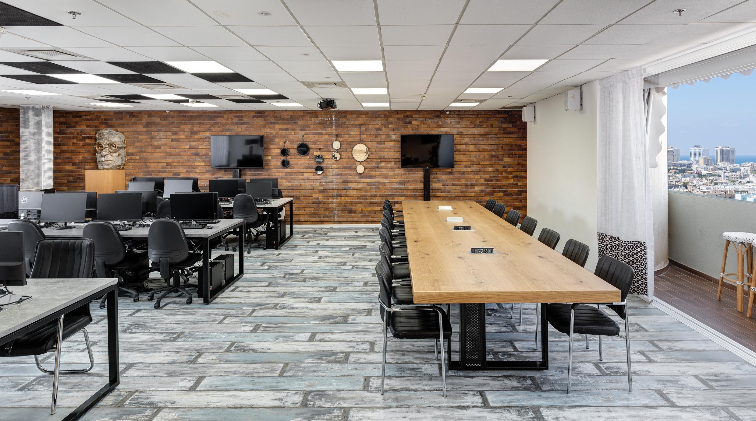 משרדים וחללי עבודה מעוצבים - איכות עיצובים